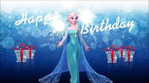 Frozen Birthday Meme - frozen happy birthday wishes youtube