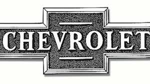 chevy s iconic bowtie logo evolve 100 years