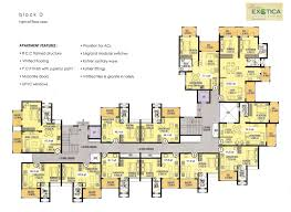 floor plans for flats strata at four city center l luxury flats floor plan arafen