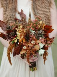 theme wedding bouquets fall inspired wedding bouquet recipe