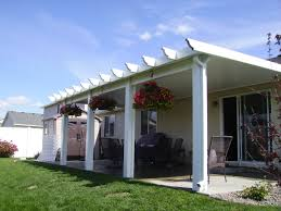 Vinyl Patio Cover Materials by Inland Awning Of Yakima