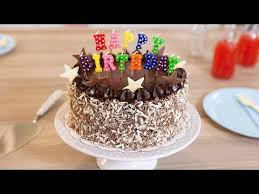 chocolate birthday cake recipe betty crocker youtube