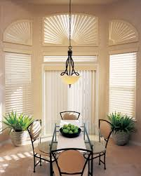 Window Treatments For Bay Windows In Dining Rooms Bedroom Interesting Blinds Chalet For Interior Home Accessories