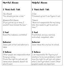 15 best images of positive communication worksheets for teens