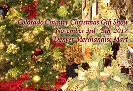 country christmas colorado country christmas gift show merchandise mart