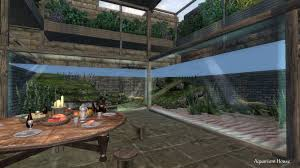 aquarium house at oblivion nexus mods and community