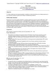 Procurement Specialist Resume Samples by Download Procurement Resume Haadyaooverbayresort Com
