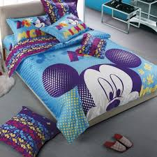 Mickey Mouse Bed Sets Disney Blue Mickey Mouse Bedding Linens Bedding Sets