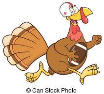 thanksgiving turkey bowling illustration of a turkey clip