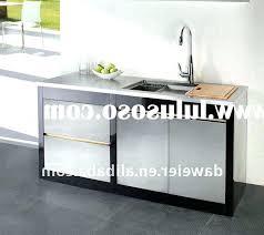 Metal Kitchen Sink Cabinet Unit Metal Kitchen Sink Cabinet Unit Kitchenaid Microwave Avtoua Info