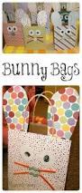 easter craft for kids bunny bags väskor för barn och hantverk
