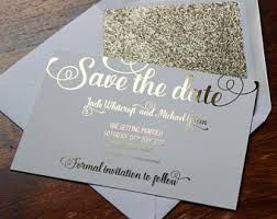 wedding invitations etsy wedding save the dates etsy