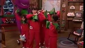 barney and the backyard gang 10 second tidy from the big comfy