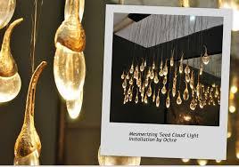Ochre Lighting Design Candy At Decorex 2012 Design Lovers Blog