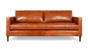 Leather Studio Sofa All Leather Sofas Cococo Home