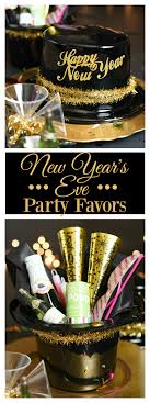 new year party favors simple new year s party favors squared