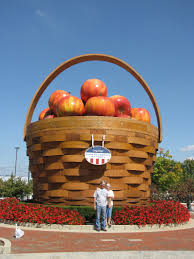 september 17 2009 day trip to longaberger basket company