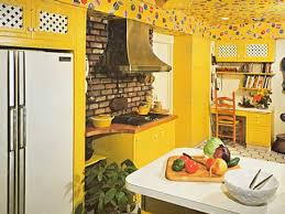 yellow and kitchen ideas traditional kitchen with yellow color design designs ideas and