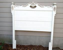 White Twin Headboards by Victorian Headboard Etsy