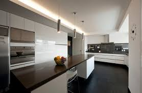 Modern Open Kitchen Design Open Kitchen Designs In Small Apartments Plain Manificent Home
