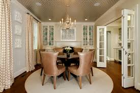 Bifold French Doors Houzz - Dining room with french doors