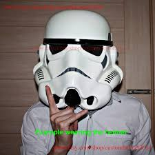 1 1 halloween costume star wars stormtrooper helmet