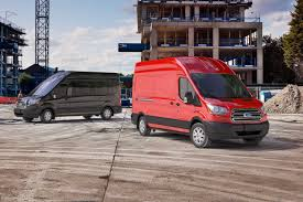 2017 ford transit cargo u0026 passenger van rated best fleet value