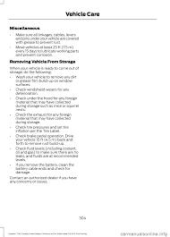 Ford Explorer Parts - battery ford explorer 2017 5 g owners manual