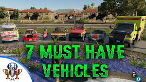 dogs 2 unique vehicle showcase the 7 best vehicles you