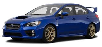 blue subaru wrx amazon com 2015 subaru wrx sti reviews images and specs vehicles
