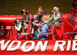 thames barrier rib voyage london thames barrier speed boat adventure