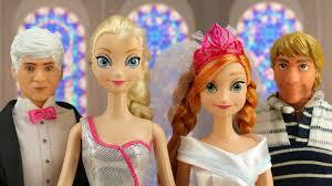 anna jack frost wedding frozen elsa stop