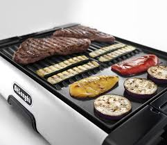amazon com de u0027longhi bg500c 2 in 1 ceramic coated grill and