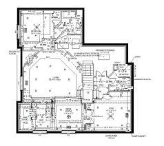 Basement Finishing Floor Plans - how to finish your basement diy basement layout design ideas