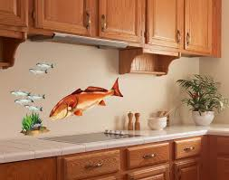 decoration ideas for kitchen walls wall idea for kitchen interior with decal also vinyl wall stickers