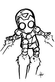 11 images of chibi iron man coloring pages chibi iron man