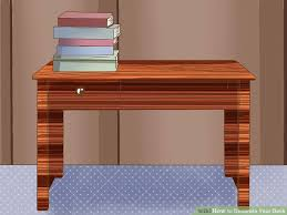 Desk Appearance 5 Ways To Decorate Your Desk Wikihow