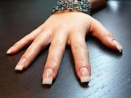 french acrylic nails francia műköröm a photo on flickriver