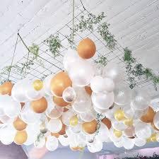 wedding balloons balloon decorations an affair for wedding