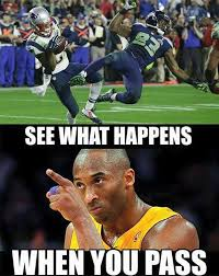 Nfl Meme - kobe bryant pete carroll nfl meme sports unbiased