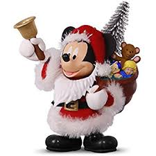 amazon com hallmark keepsake 2017 disney mickey mouse here comes