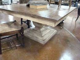 reclaimed wood square dining table square dining table seats 8 square base dining table reclaimed wood