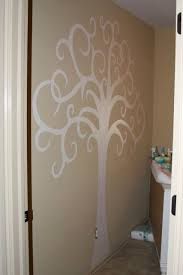 How To Do Wall Painting Designs Yourself by Painting A Tree On A Wall Diy Ideas Pinterest Walls Family