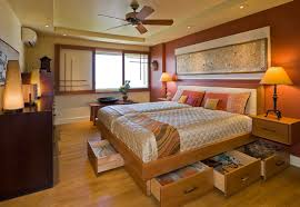 solid wood platform bed with drawers houzz