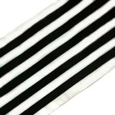 black and white wired ribbon ribbons striped my fair ladytaffeta ribbon 5 inches wide black