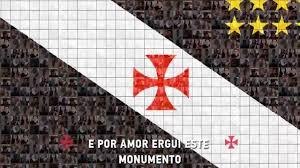 Vasco Da Gama Flag Camisas Negras Homenagem Aniversário 116 Anos Vasco Da Gama