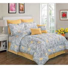 White Gray Comforter Yellow Comforter Twin Tags Yellow And Gray Comforter Set Yellow