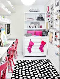 Black Polka Dot Rug All Craft Rooms Archives Page 7 Of 19 Craft Storage Ideas