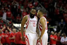 nba playoffs 2017 rockets up 3 1 and have yet to play well the