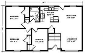split ranch floor plans mountain modular raised ranch floor plans